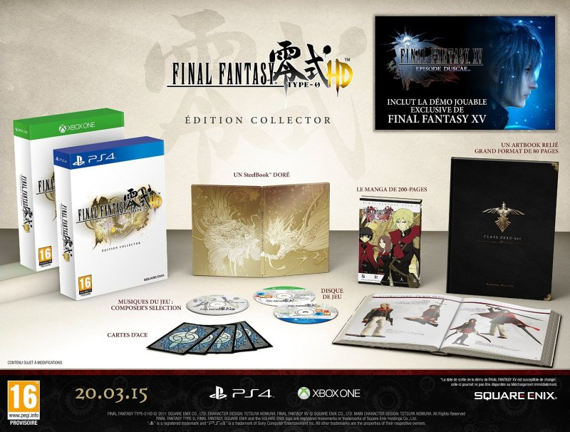 03 - MARS - 07 - Final Fantasy Type 0