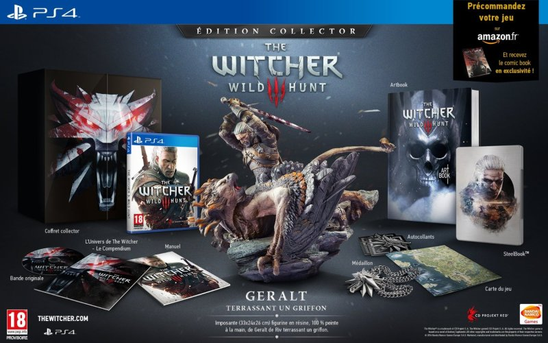 05 - MAI - 01 - The Witcher 3