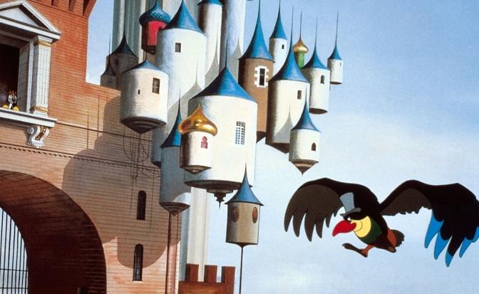 10 - Le Roi et l'Oiseau