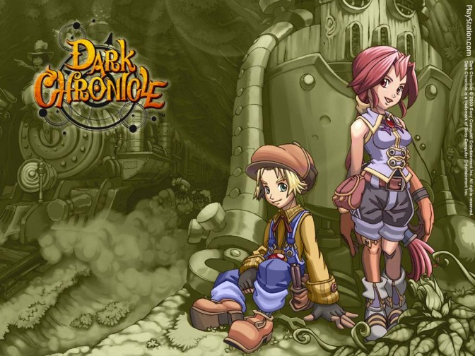 11 - Dark Chronicle
