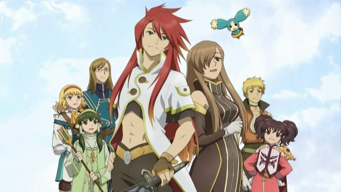 3DS - 01 - Tales of the Abyss