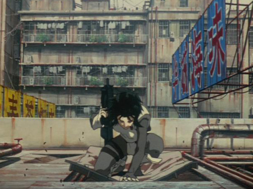 Ghost in the shell plan connu