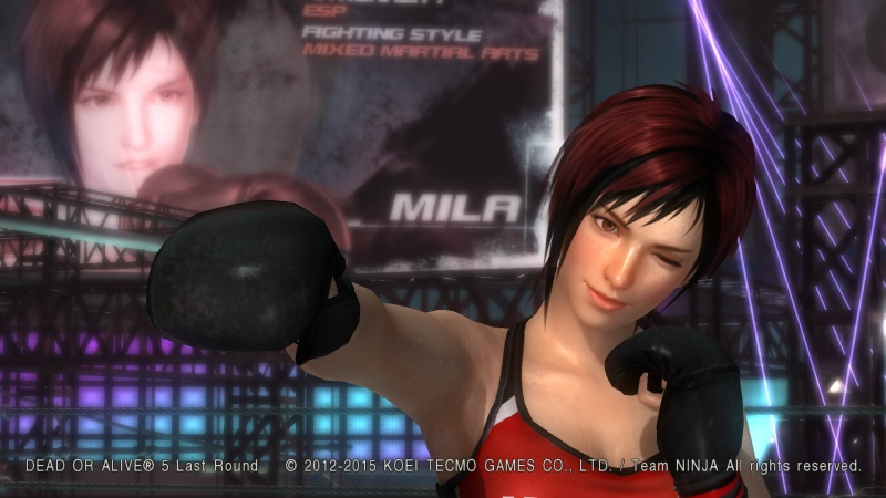 PS4 - 01 - Dead or Alive 5