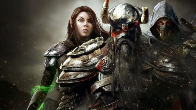 00 - Elder Scroll Online