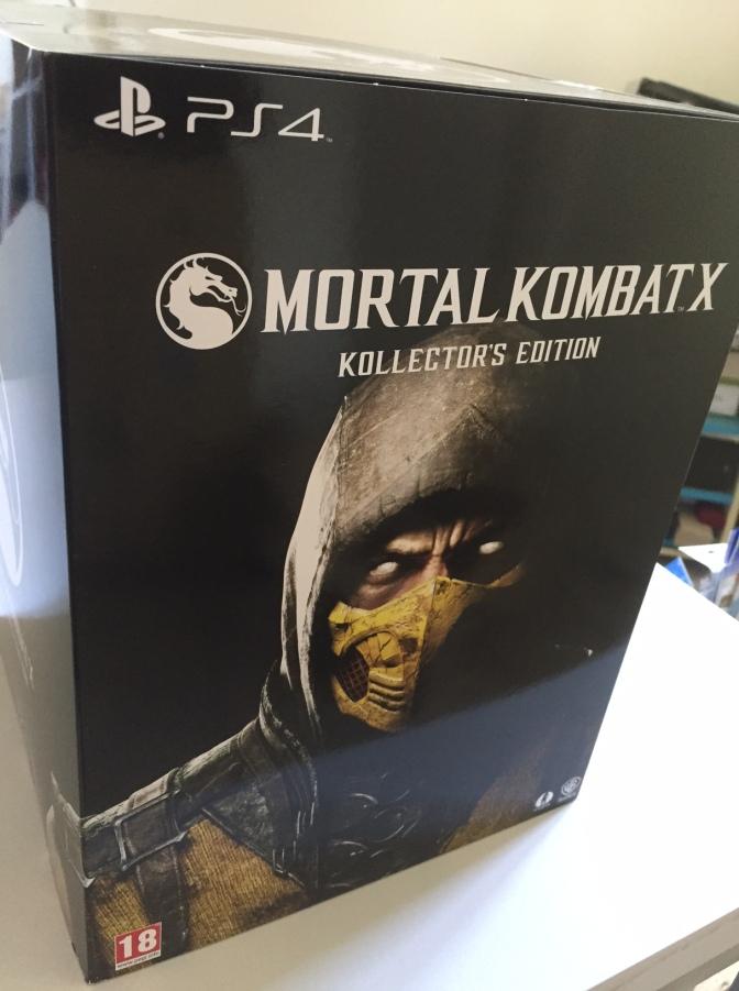 01 - Mortal Kombat X