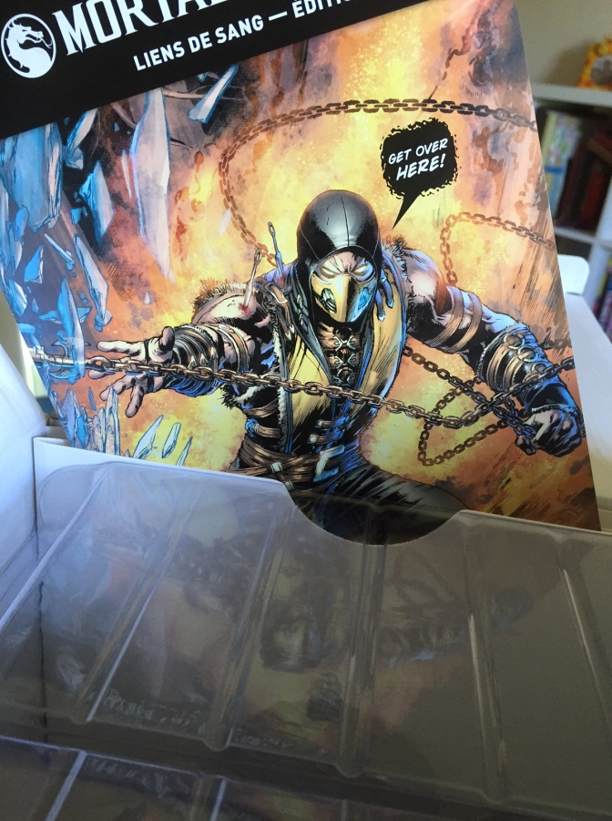 04 - Mortal Kombat X - Livret 1
