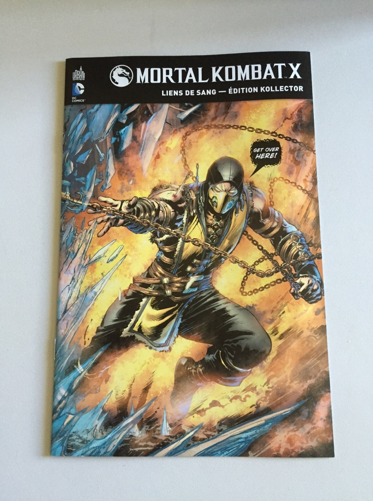 05 - Mortal Kombat X - Livret 2