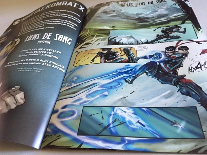 07 - Mortal Kombat X - Livret 4