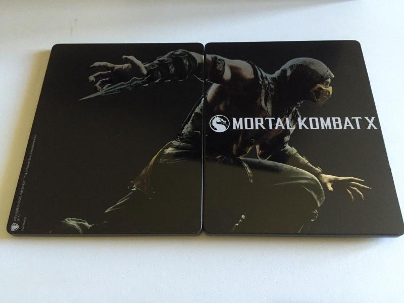 11 - Mortal Kombat X - Steelbook 4