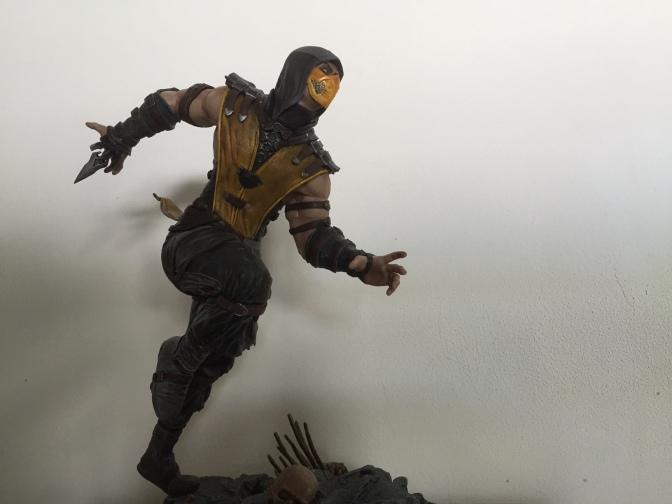 13 - Mortal Kombat X - Figurine 2