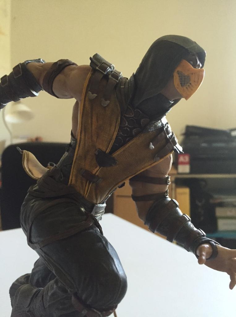 14 - Mortal Kombat X - Figurine 2