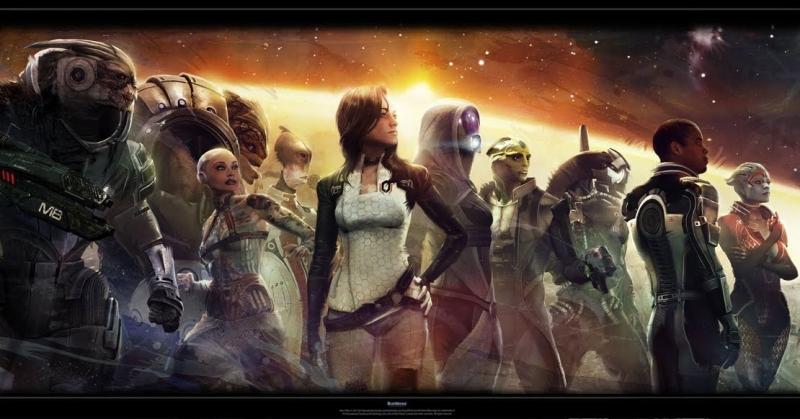 Mass Effect - 01