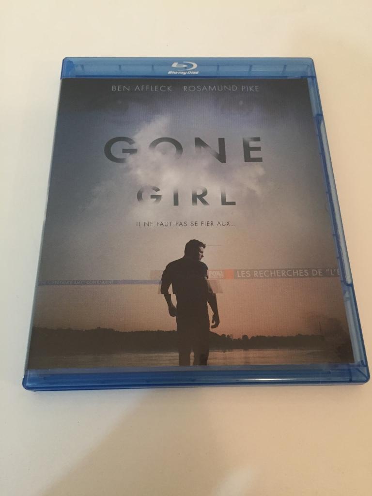 D - Gone Girl