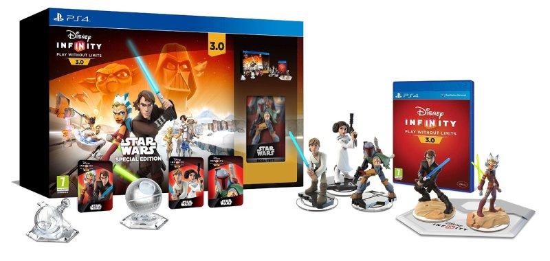 03 - SEPT - Disney Infinity 3 0 - Pack de démarrage Edition Speciale