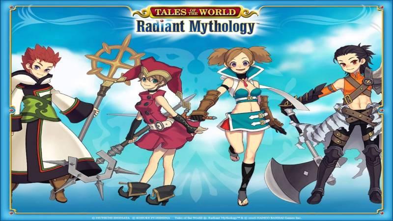 16 - Radiant Mythology 1 01