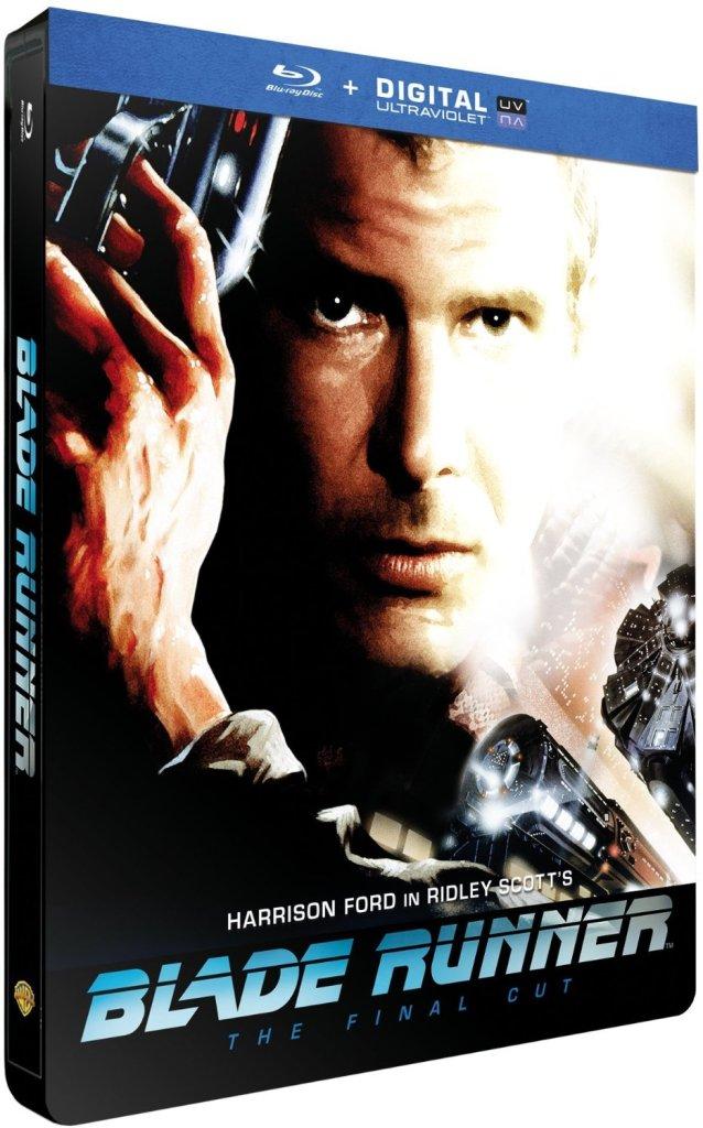 02 - Blade Runner Steelbook