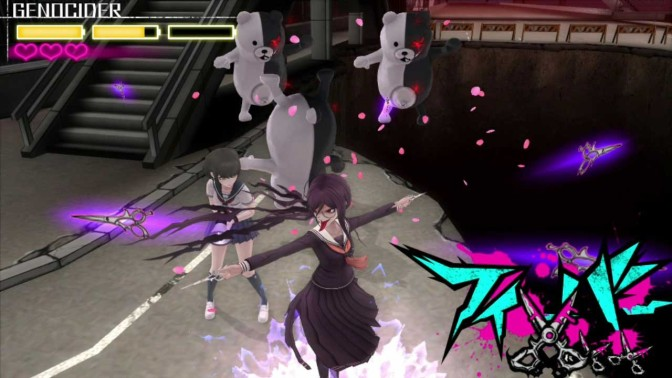 04 - Danganronpa Ultra Despair Girls