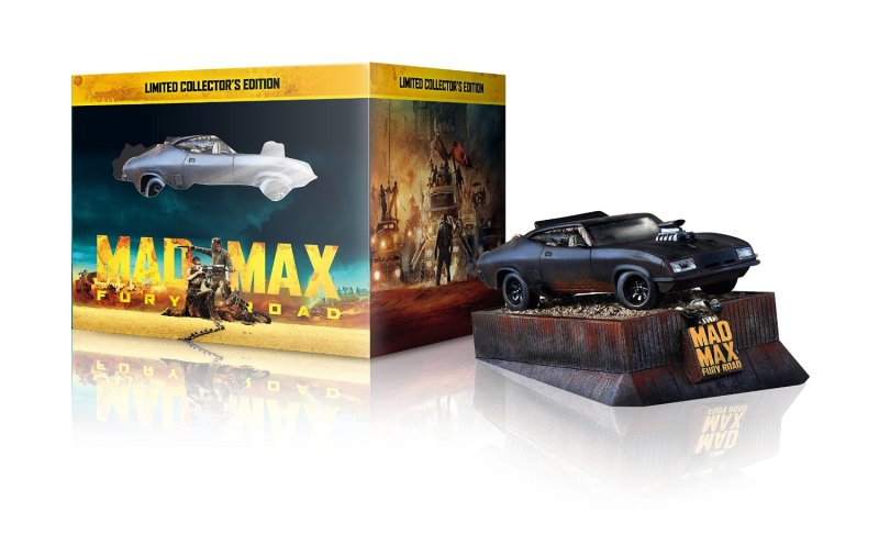 04 - Mad Max Fury Road Limited Collector Edition
