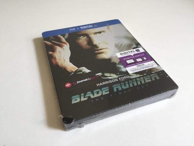 01 - Blade Runner steelbook