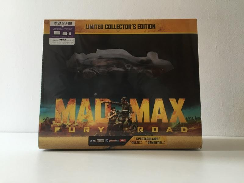 01 - Mad Max Fury Road Editon Collector