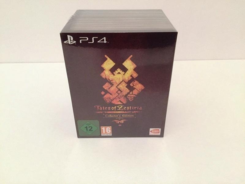 01 - Tales of Zestiria Edition Collector PS4