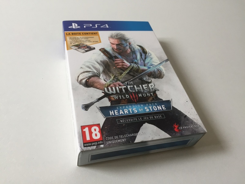 01 - The Witcher 3 Hearts of Stone