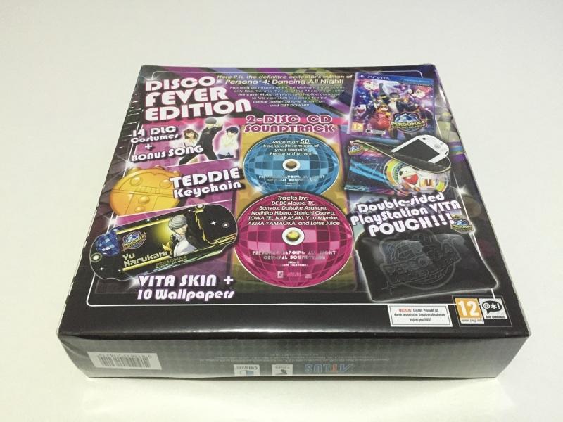 02 - Persona 4 Dancing All Night Disco Fever