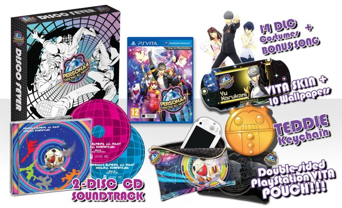 02 - Persona 4 Dancing All Night