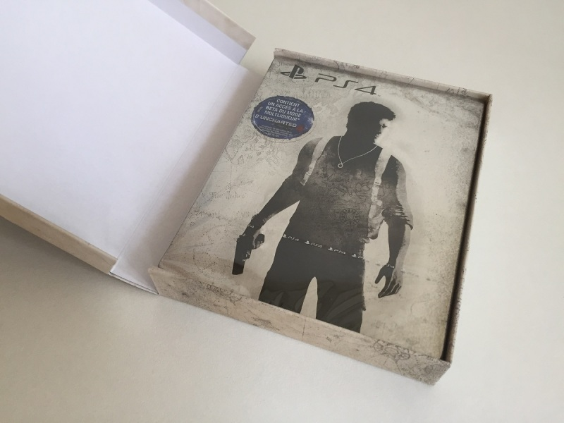02 - Uncharted Nathan Drake Collection PS4