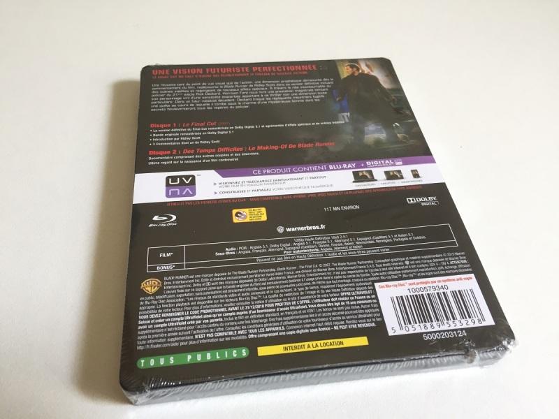 03 - Blade Runner steelbook