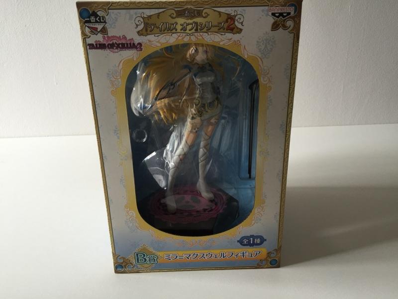03 - Milla Maxwell Tales of Xillia 2 Figure