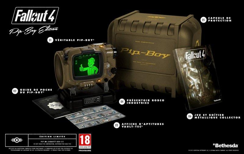 03 - NOV - 01 - Fallout 4 - Edition Collector