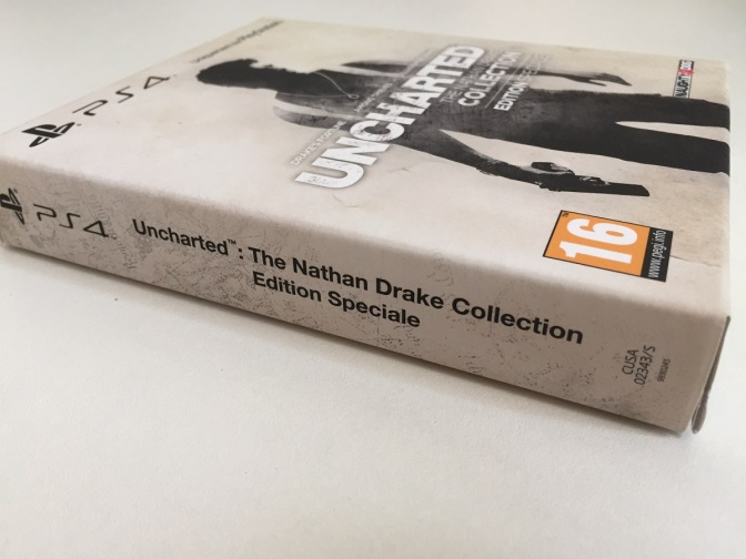 03 - Uncharted Nathan Drake Collection PS4