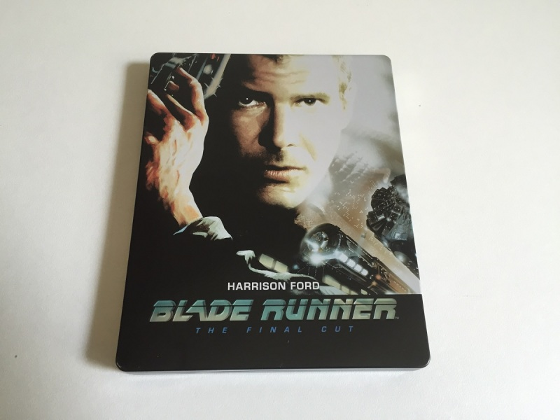 04 - Blade Runner steelbook