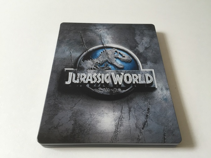 04 - Jurassic World steelbook