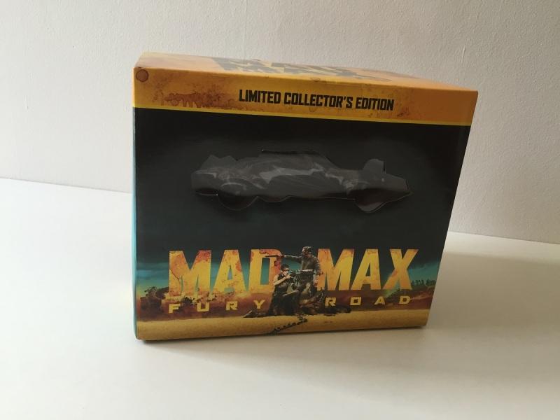 04 - Mad Max Fury Road Editon Collector