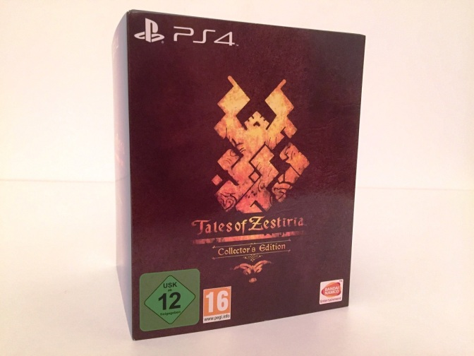 04 - Tales of Zestiria Edition Collector PS4