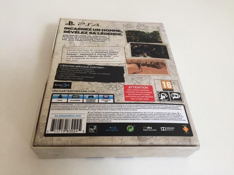 04 - Uncharted Nathan Drake Collection PS4