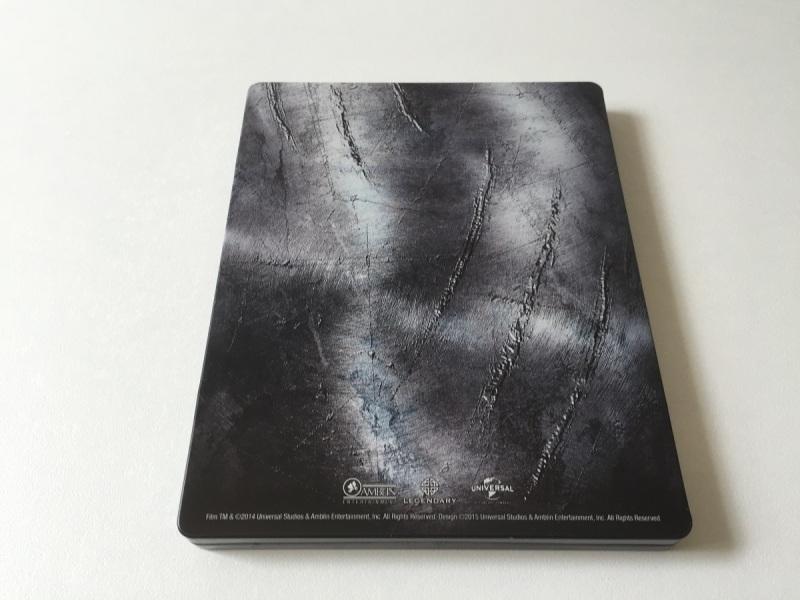 05 - Jurassic World steelbook