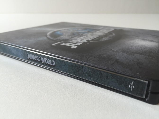 07 - Jurassic World steelbook
