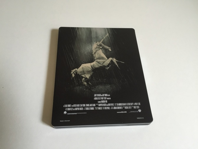 08 - Blade Runner steelbook