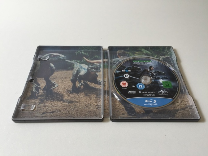 08 - Jurassic World steelbook