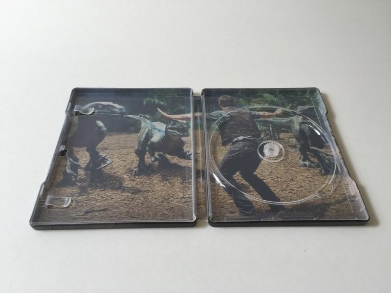 09 - Jurassic World steelbook