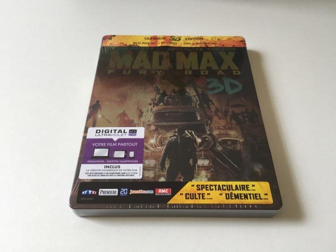 09 - Mad Max Fury Road Editon Collector