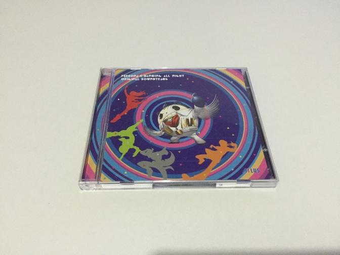 09 - Persona 4 Dancing All Night Disco Fever