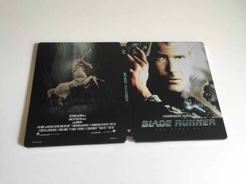 10 - Blade Runner steelbook