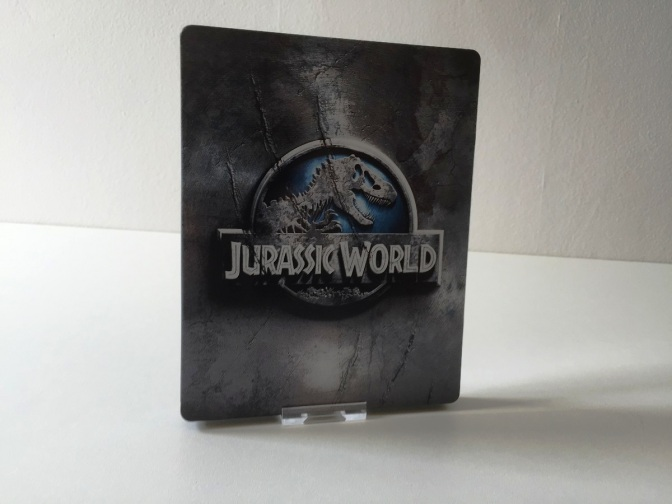 10 - Jurassic World steelbook