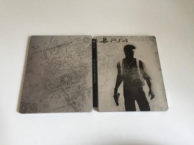 10 - Uncharted Nathan Drake Collection PS4