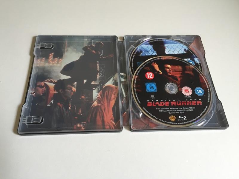 11 - Blade Runner steelbook