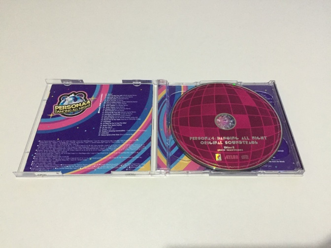 11 - Persona 4 Dancing All Night Disco Fever